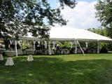 Tents & Accessories, weddings, events, finger lakes, new york, pennsylvania
